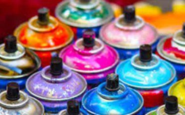 Farebné spreje RAL